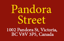 Pandora Street 1002 Pandora V8V 3P5