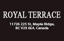 Royal Terrace 11726 225TH V2X 6E4