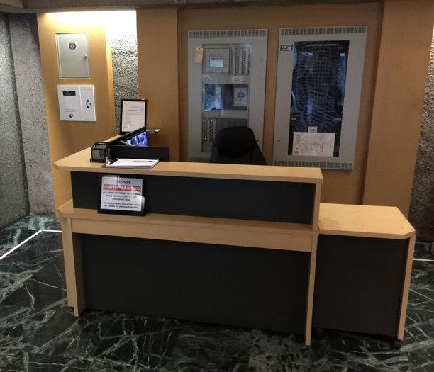 Concierge Station!