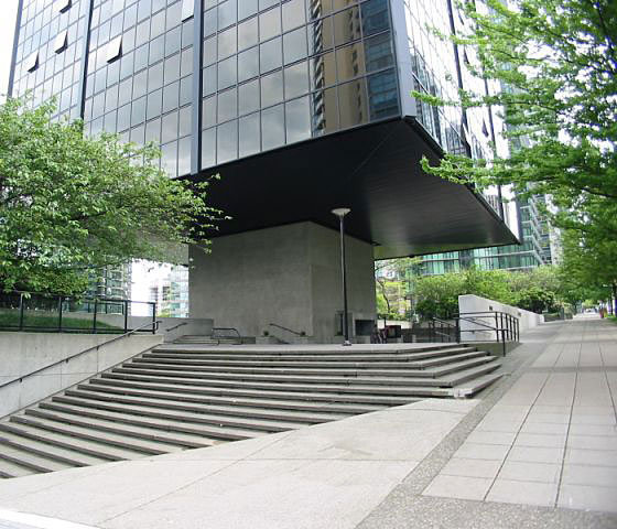Base of Qube Building!