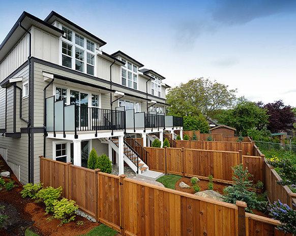 3903 Douglas Street, Victoria, BC V8X 5L3, Canada Back Exterior!