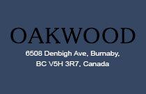 Oakwood 6508 DENBIGH V5H 3R8