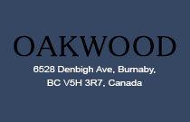 Oakwood 6528 DENBIGH V5H 3R8