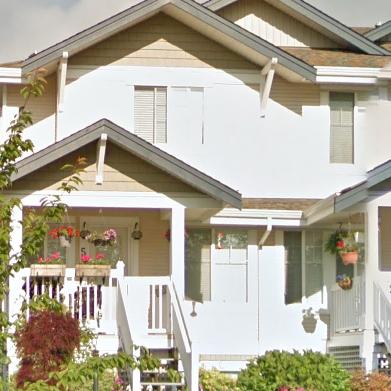 6533 121 Surrey BC Townhouse Exterior!