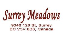 Surrey Meadows 9340 128 V3V 6A4