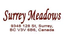 Surrey Meadows 9348 128 V3V 6A4