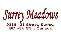 Surrey Meadows 9388 128TH V3V 6A4