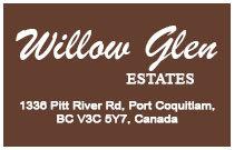 Willow Glen Estates 1336 PITT RIVER V3C 5Y7