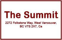 The Summit 2272 FOLKESTONE V7S 2X7
