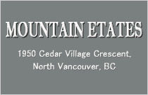 Mountain Estates 1950 CEDAR VILLAGE V7J 3M5