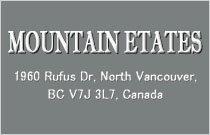 Mountain Estates 1960 RUFUS V7J 3L7