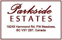 Parkside Estates 19249 HAMMOND V3Y 2B8