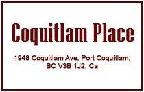 Coquitlam Place 1948 COQUITLAM V3B 1J3