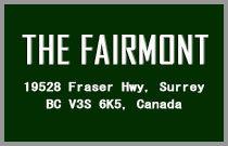 Fairmont 19528 FRASER V3S 8P4
