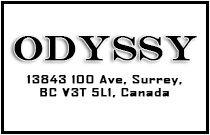 The Odyssey 13843 100TH V3T 5P4