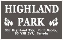 Highland Park 305 HIGHLAND V3H 3V6