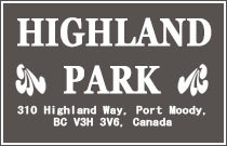 Highland Park 310 HIGHLAND V3H 3V7