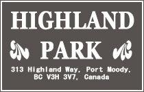 Highland Park 313 HIGHLAND V3H 3V6