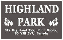 Highland Park 317 HIGHLAND V3H 3V6