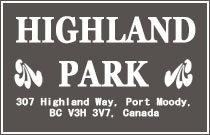 Highland Park 307 HIGHLAND V3H 3V6