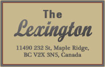 The Lexington 1150 54A V4M 4B5