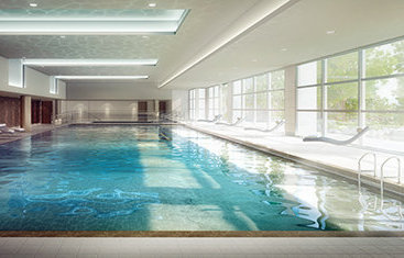 8888 Patterson Road, Richmond, BC V6X 1P5, Canada Indoor Swimming Pool with Whirlpool!