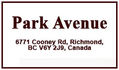 Park Avenue 6771 COONEY V6Y 2J9