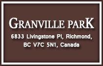 Granville Park 6833 LIVINGSTONE V7C 5T1
