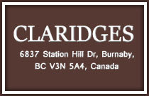 Claridges 6837 STATION HILL V3N 5B7