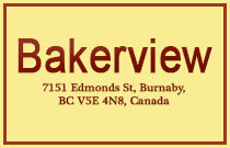 Bakerview 7151 EDMONDS V3N 4N5