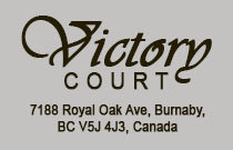 Victory Court 7188 ROYAL OAK V5J 4J4