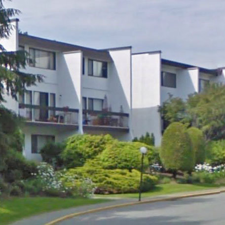 7321 Montecito Burnaby BC Building Exterior!