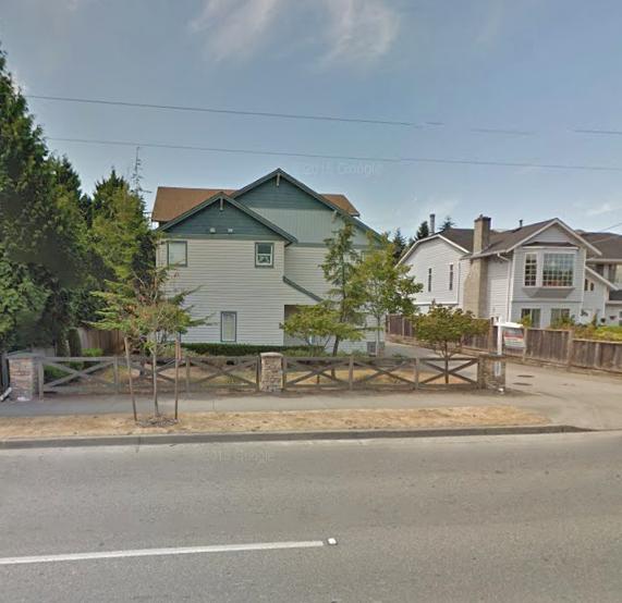 7331 No. 4 Road Richmond BC Building Exterior!