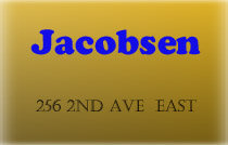 Jacobsen 256 2ND V5T 0A7