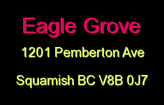 Eagle Grove 1201 PEMBERTON V8B 0J7