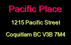 Pacific Place 1215 PACIFIC V3B 7M4