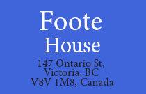 Foote House 147 Ontario V8V 1M8