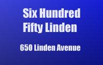 Six Hundred Fifty Linden 650 Linden V8V 4G5