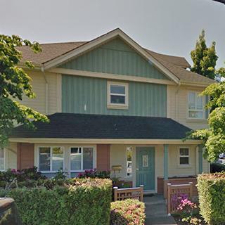 1019 N Park Victoria BC Building Exterior!