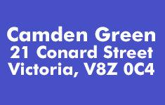 Camden Green 21 Conard V8Z 0C4