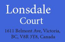 Lonsdale Court 1611 Belmont V8R 3Y8