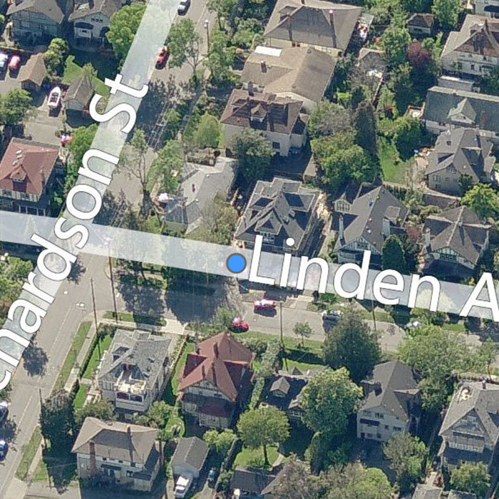 Bing Aerial View!