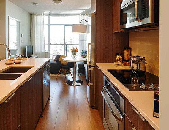 728 Yates St, Victoria, BC V8W 3S2, Canada Kitchen!