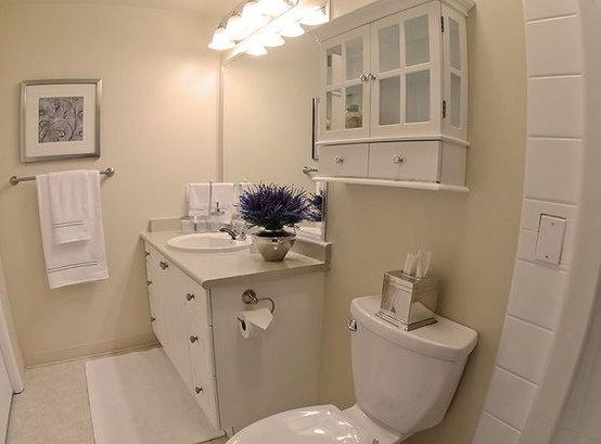 Typical Suite Bathroom!