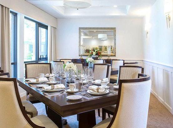 Crofton Manor Dining Room!