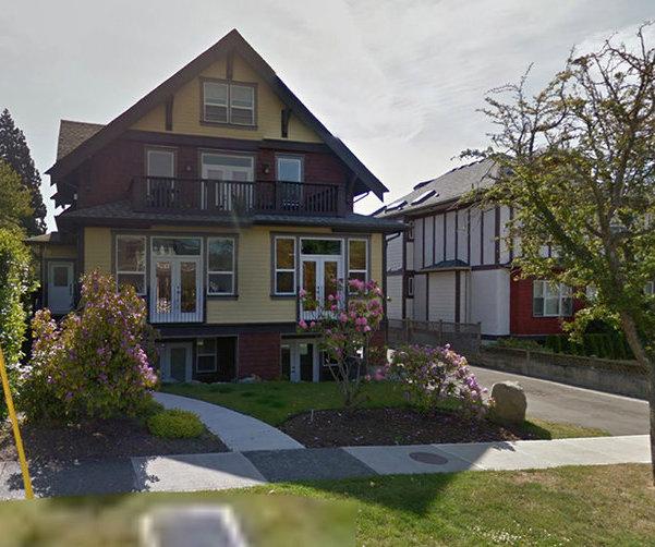 707 Linden Victoria BC Building Exterior!