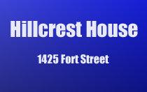 Hillcrest House 1425 Fort V8S 1Z2