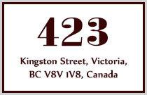 Kingston Gardens 423 Kingston V8V 1V8