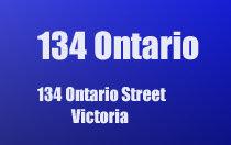 134 Ontario 134 Ontario V8V 1M9