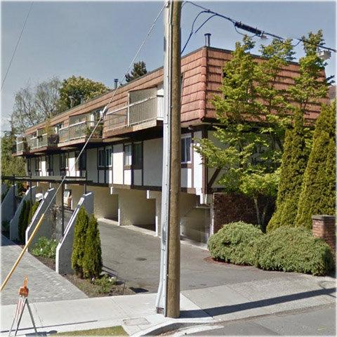 Park Lane Mews Victoria BC, Exterior!
